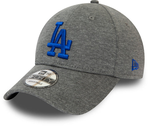LA Dodgers New Era 940 Jersey Essential Graphite Baseball Cap - pumpheadgear, baseball caps