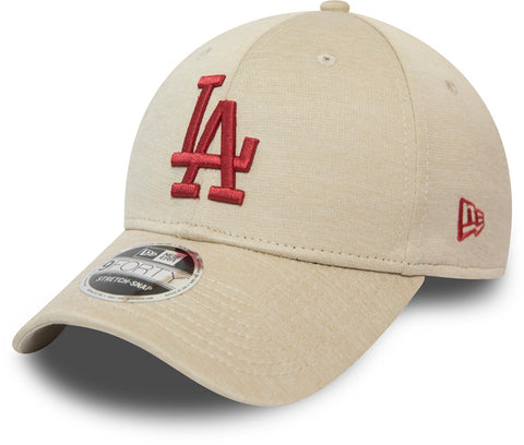 LA Dodgers New Era 940 Essential Stone Baseball Cap - pumpheadgear, baseball caps