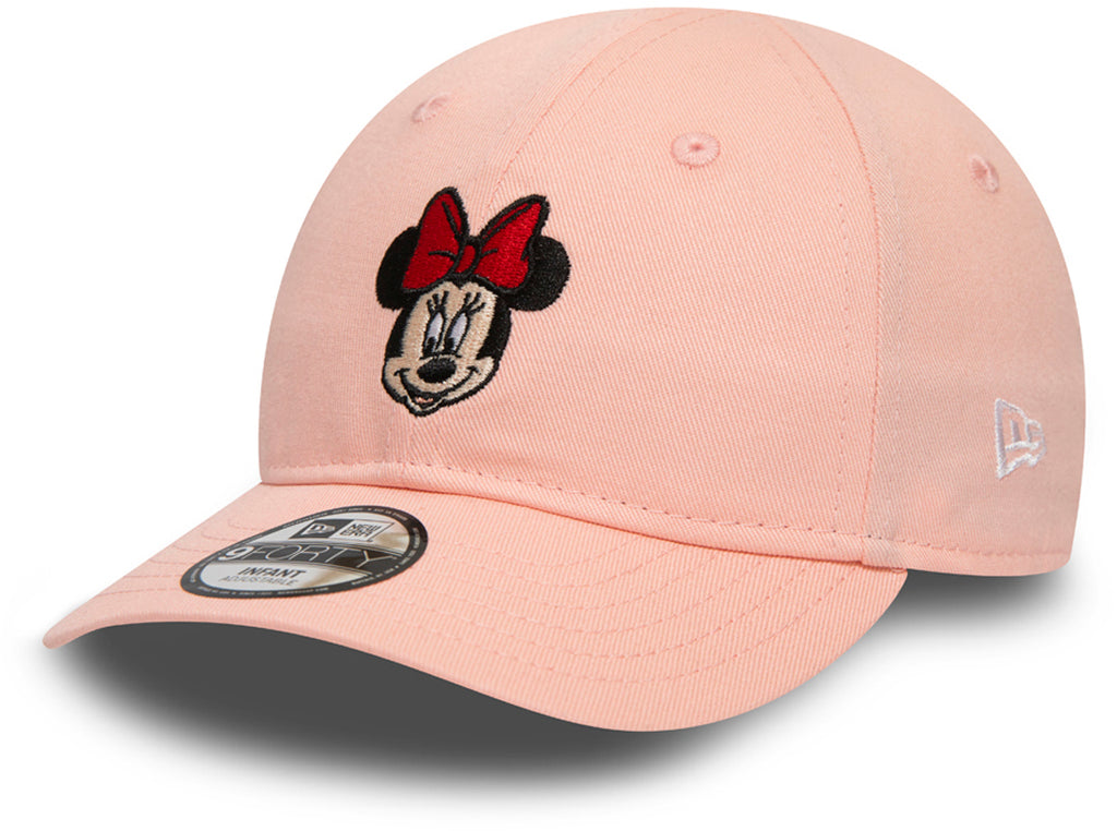 Minnie Mouse Kids New Era 940 Character Cap (Ages 2 - 10 years) - pumpheadgear, baseball caps