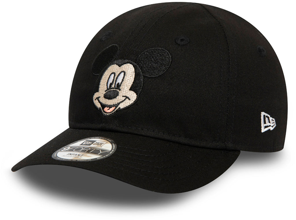 Mickey Mouse Kids New Era 940 Character Cap (Ages 2 - 10 years) - pumpheadgear, baseball caps