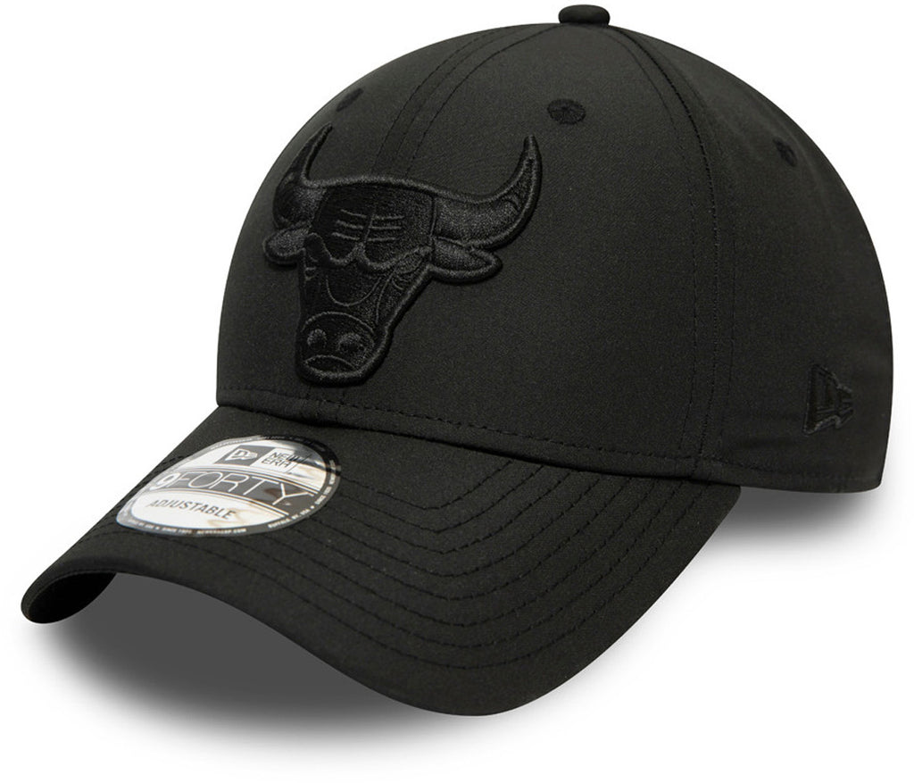 Chicago Bulls New Era 940 Tonal Nylon NBA Team Cap