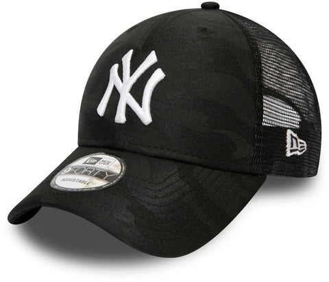 NY Yankees New Era 940 Seasonal League Black Baseball Cap