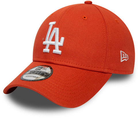 LA Dodgers New Era 940 League Essential Brick Baseball Cap