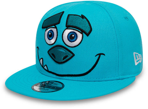 Monsters Inc. New Era 950 Kids Blue Snapback Cap (Age 4 - 10 years)