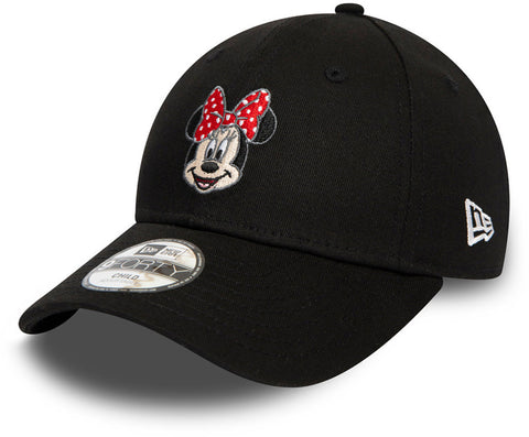 Minnie Mouse Kids New Era 940 Disney Character Face Cap (Ages 4 - 10 years)