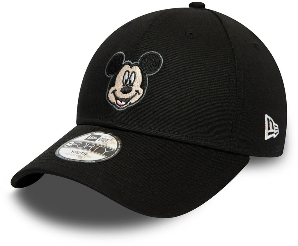 Mickey Mouse Kids New Era 940 Disney Character Face Cap (Ages 4 - 10 years)