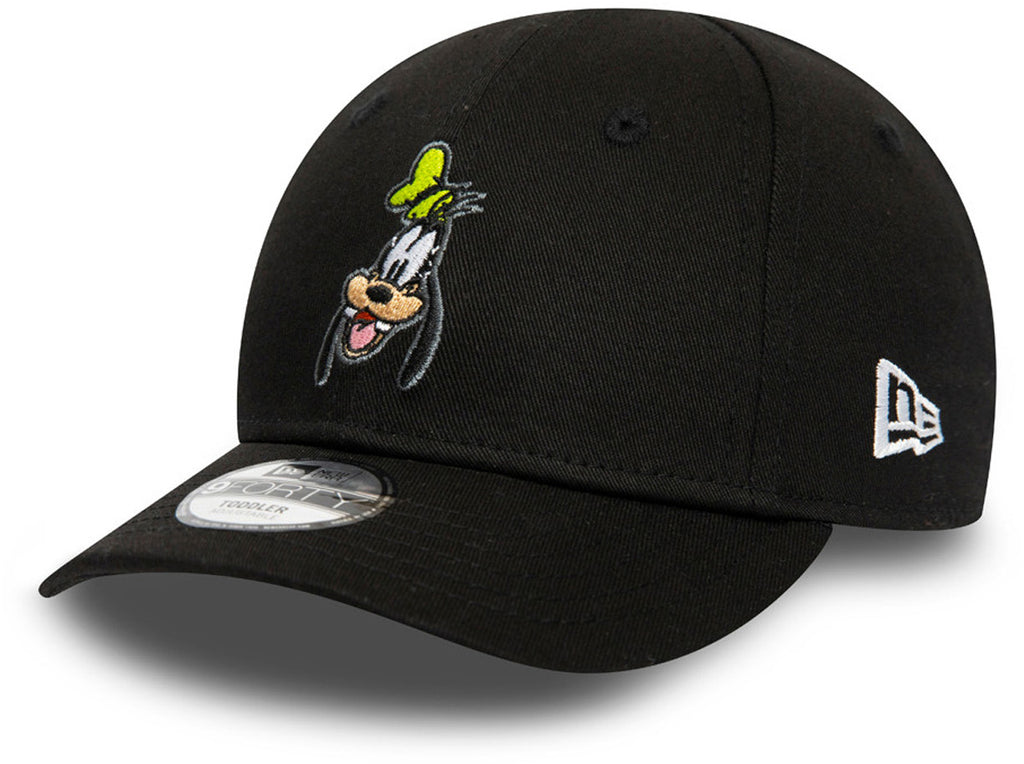 Goofy Kids New Era 940 Disney Character Face Cap (Ages 4 - 10 years)
