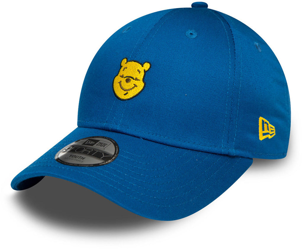 Winnie The Pooh  New Era 940 Kids Disney Character Cap (Ages 4 - 10 years)