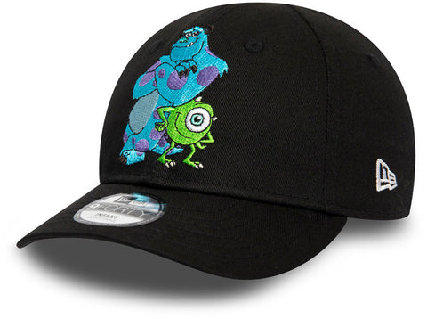 Monsters Inc. Infants New Era 940 Disney Character Face Cap (Ages 0 - 2 years)