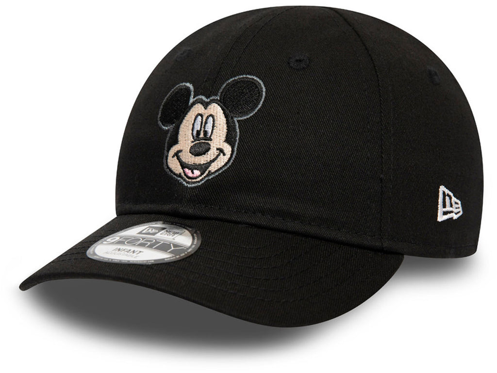 Mickey Mouse Infants New Era 940 Disney Character Face Cap (Ages 0 - 2 years)