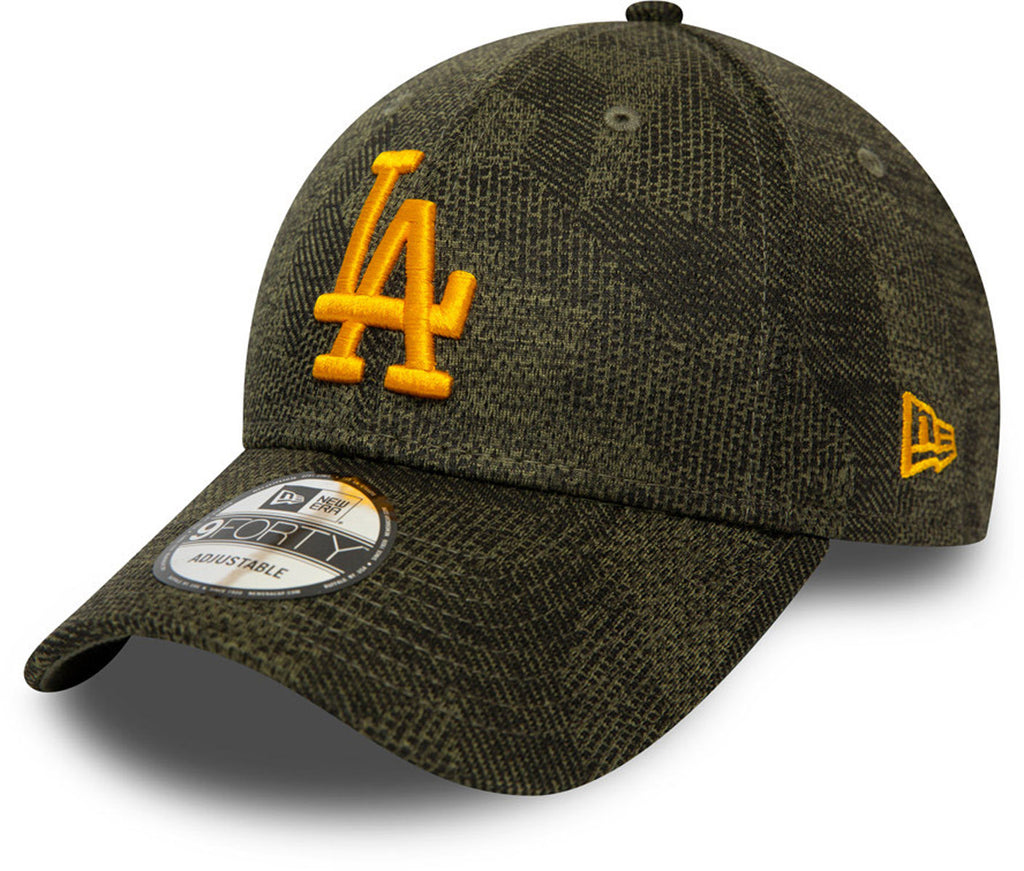 LA Dodgers New Era 940 Engineered Fit Olive Baseball Cap