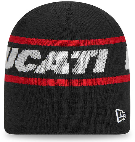 Ducati New Era Wordmark Knit Beanie