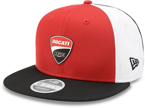 Ducati Multibadge New Era 950 Snapback Cap