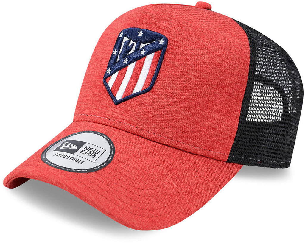 Athletico Madrid New Era Shadow Tech A-Frame Trucker Cap