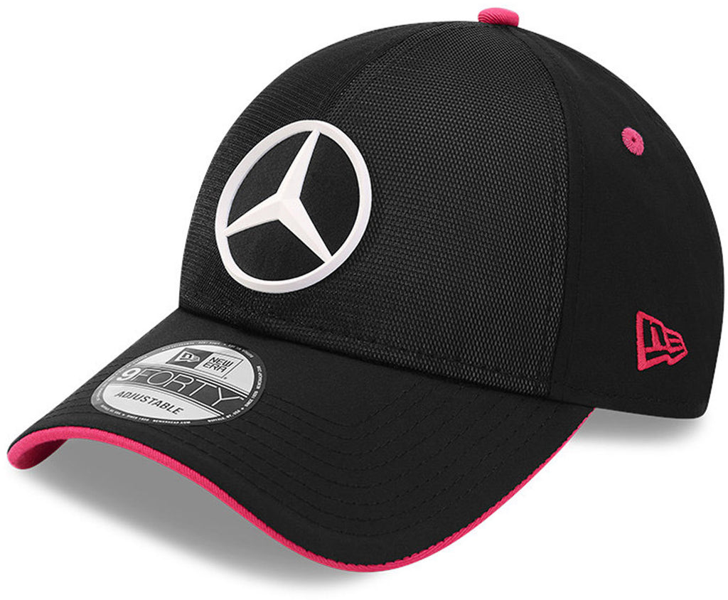 Mercedes AMG Petronas New Era 940 Reflective Black Cap
