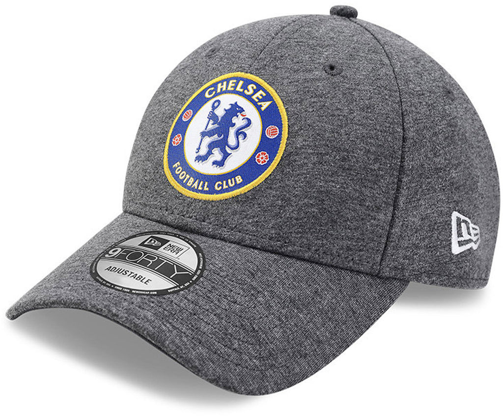 Chelsea FC New Era 940 Jersey Grey Team Cap