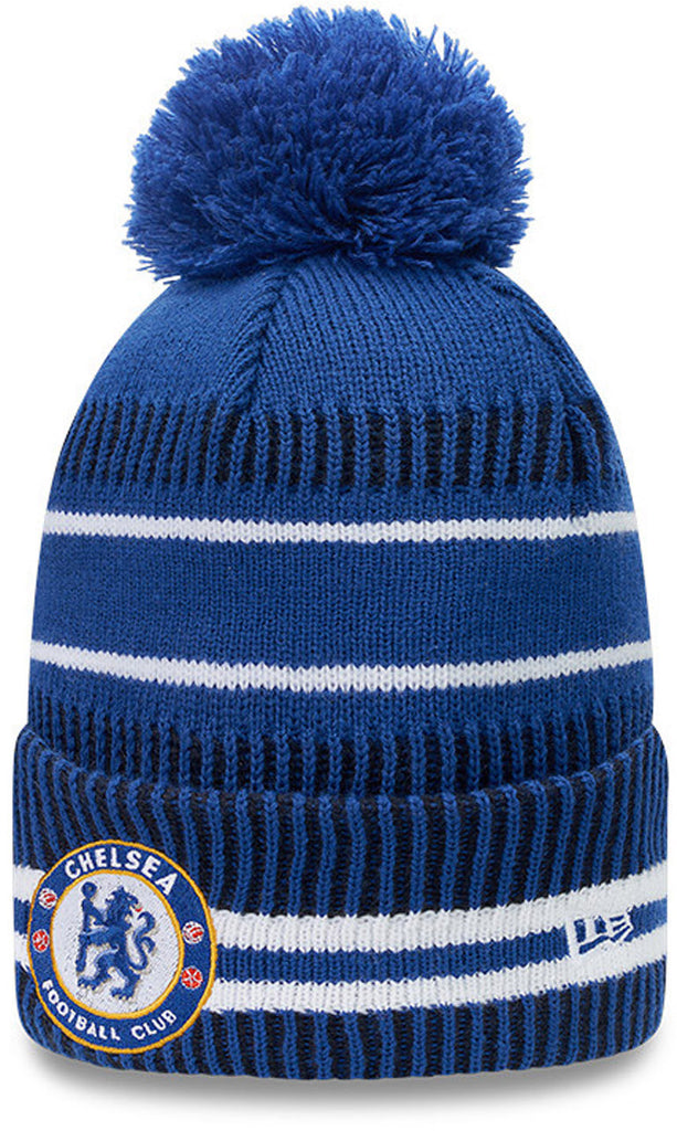Chelsea FC New Era Jake Knit Bobble Hat