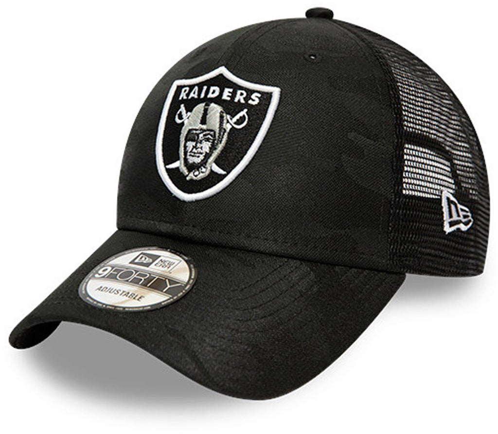 Las Vegas Raiders New Era Kids 940 Seasonal League Cap (Ages 4 - 10 years)