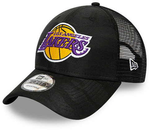 LA Lakers New Era Kids 940 Seasonal League Cap (Ages 4 - 10 years)