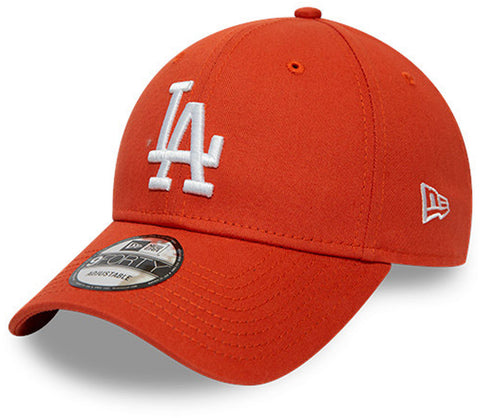 LA Dodgers New Era Kids 940 League Essential Brick Cap (Ages 4 - 10 years)