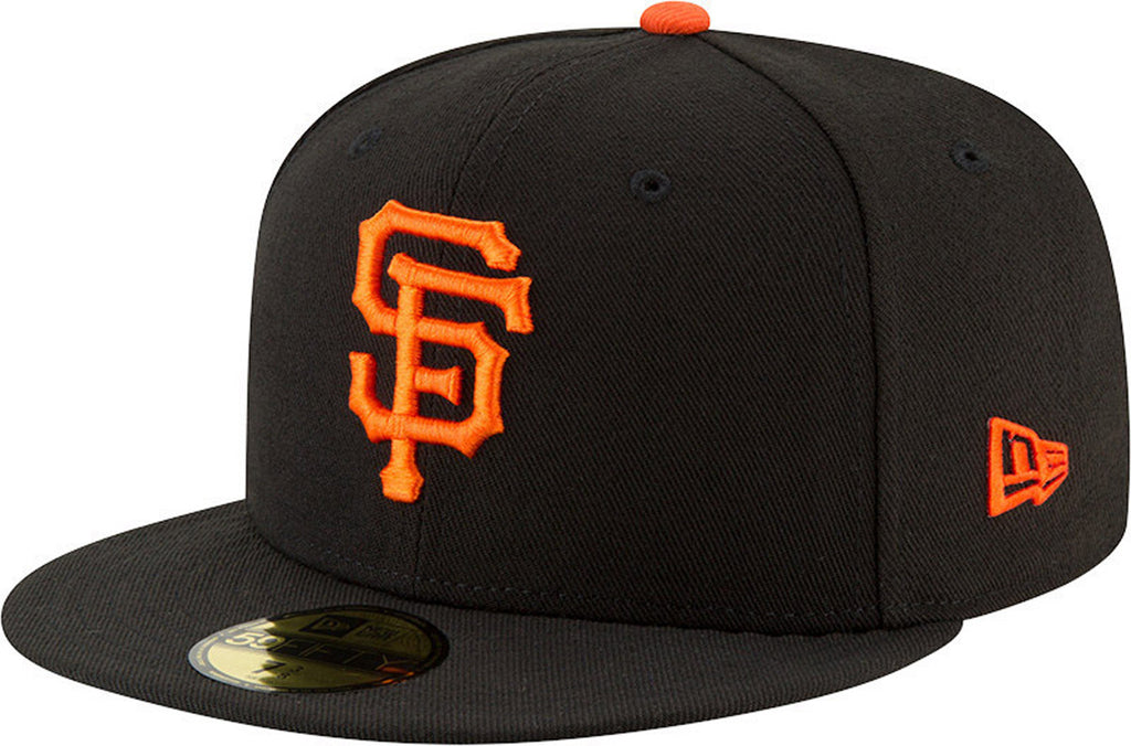 San Francisco Giants New Era 5950 AC Performance Team Baseball Cap