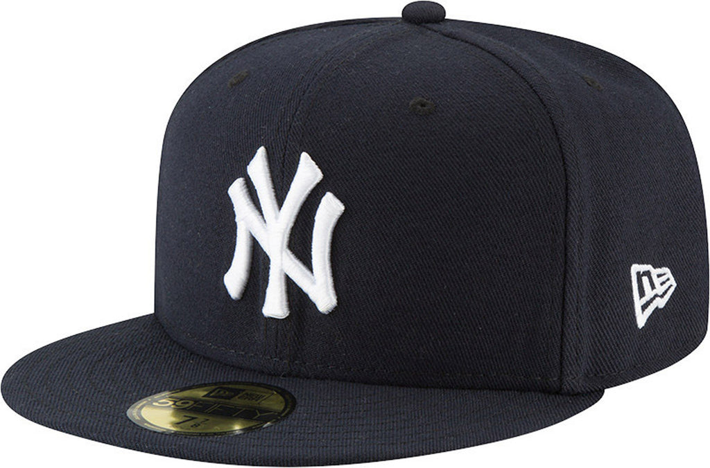 New York Yankees New Era 5950 AC Performance Team Baseball Cap
