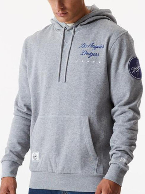 Los Angeles Dodgers New Era MLB Heritage PO Hoody