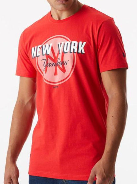New York Yankees New Era MLB Heritage Graphic T-Shirt