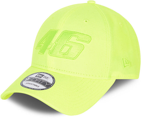 Valentino Rossi New Era 940 Core VR46 Fluro Green Cap