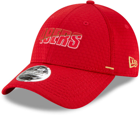 San Francisco 49Ers New Era 940 NFL On Field Training Stretch Snap Cap