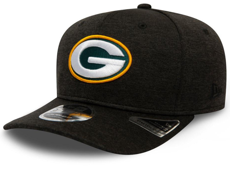 Green Bay Packers New Era 950 Total Shadow Stretch Snap Cap