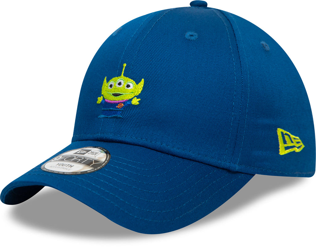 Toy Story Alien New Era 940 Kids Blue Cap (Age 0 - 12 Years)