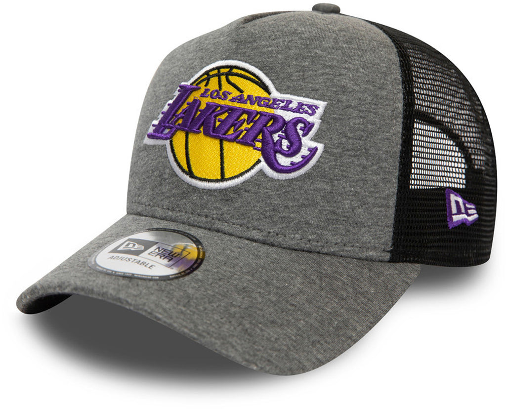 Los Angeles Lakers New Era NBA Jersey Essential Trucker Cap