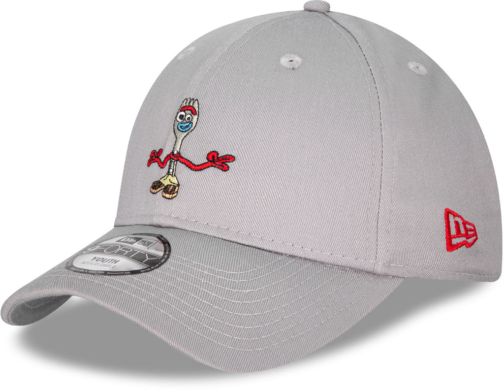 Toy Story Forky New Era 940 Kids Grey Cap (Age 0 - 12 Years)
