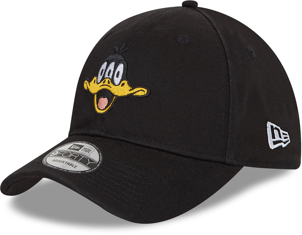 Daffy Duck New Era 940 Looney Tunes Black Cap