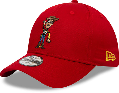 Toy Story Woody New Era 940 Kids Blue Cap (Age 0 - 12 Years)