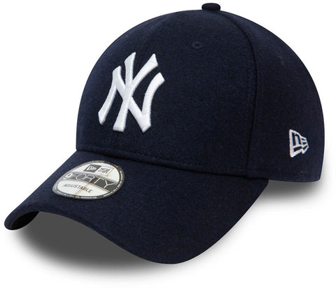 NY Yankees New Era 940 Winterized The League Navy Baseball Cap