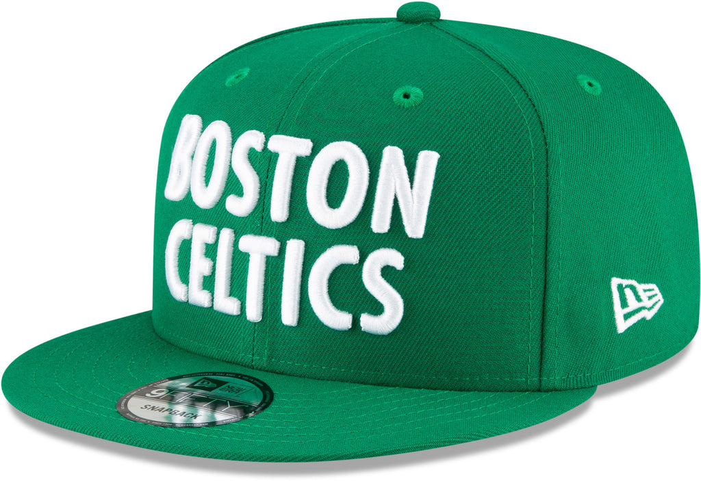 Boston Celtics New Era EM950 NBA 20 City Alt Snapback Cap