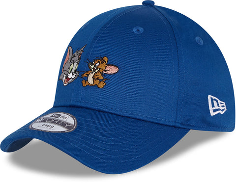 Tom & Jerry New Era 940 Cartoon Character Kids Blue Cap (Age 0 - 12 Years)
