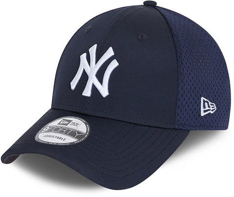 New York Yankees New Era 940 Team Arch Navy Baseball Cap
