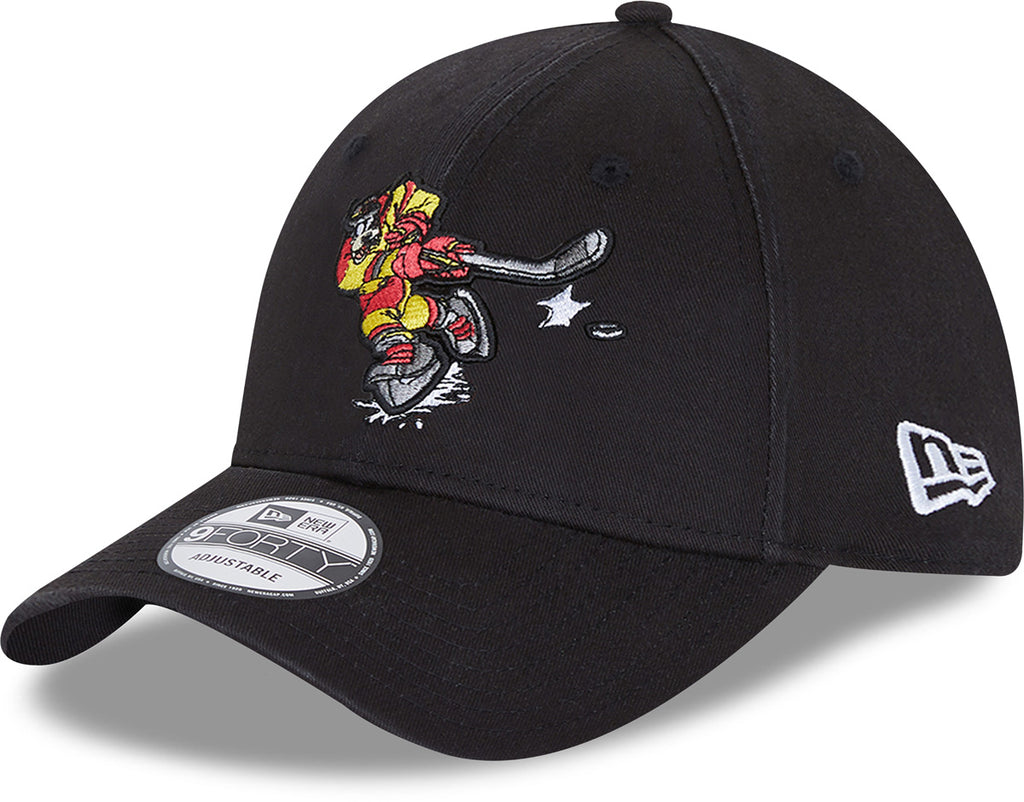 Goofy New Era 940 Disney Character Sports Black Cap