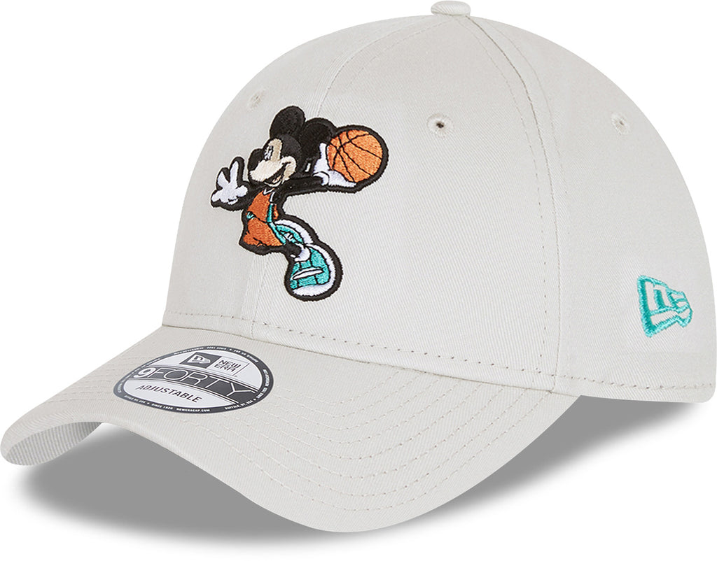 Mickey Mouse New Era 940 Disney Character Sports Stone Cap