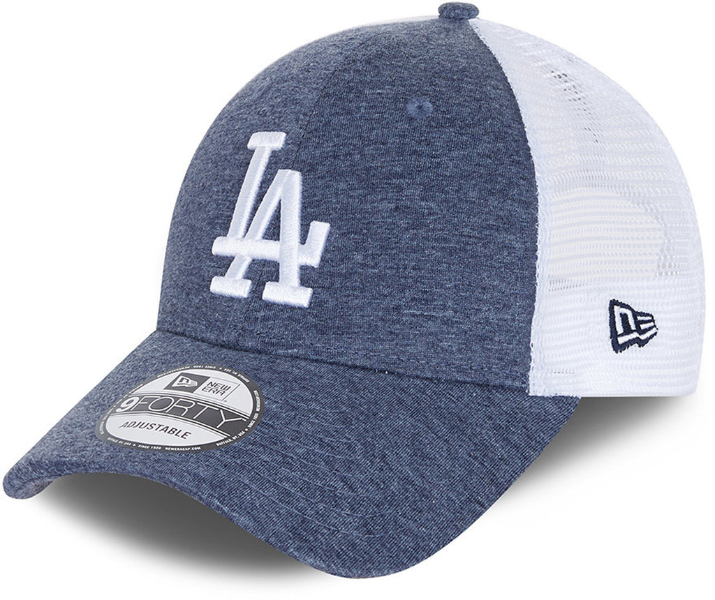 Los Angeles Dodgers New Era 940 Home FieldNavy Trucker Cap