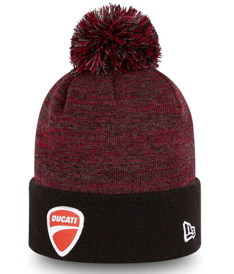 Ducati New Era Engineered Knit Bobble Hat