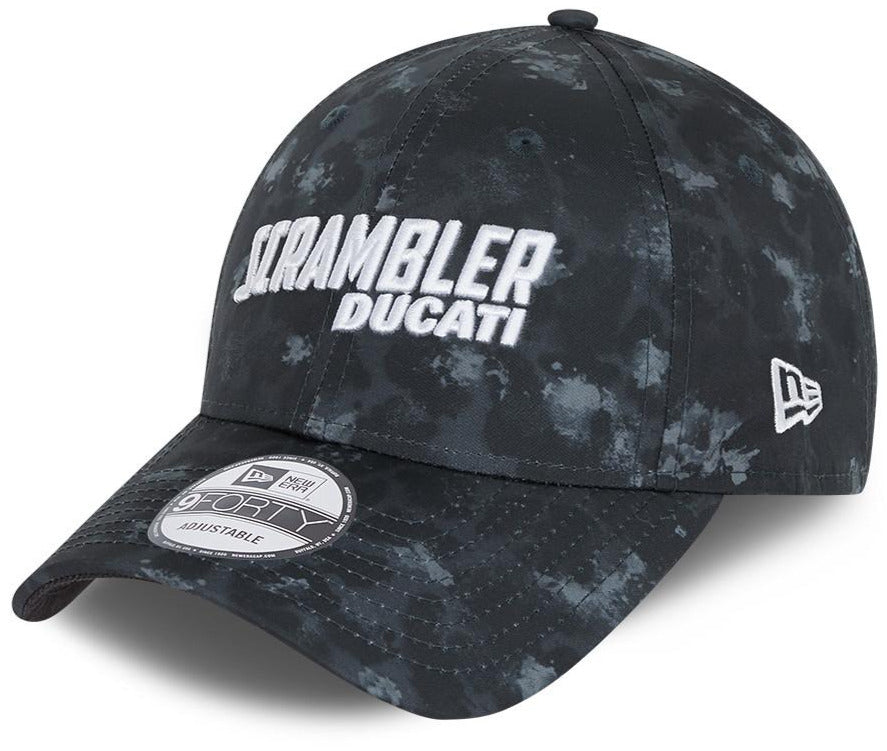 Ducati Scrambler New Era 940 Black Cap