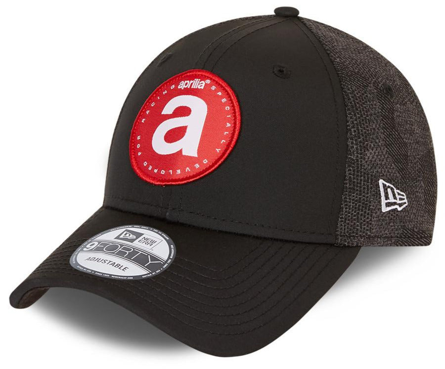 Aprilia New Era 940 Engineered Fit Black/Grey Cap