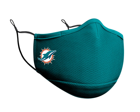 Miami Dolphins New Era NFL Face Mask Covering
