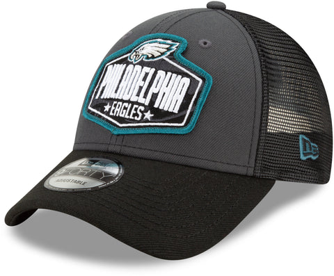 Philadelphia Eagles New Era 940 NFL 2021 Draft Team Cap