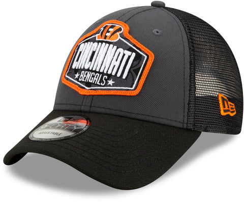 Cincinnati Bengals New Era 940 NFL 2021 Draft Team Cap