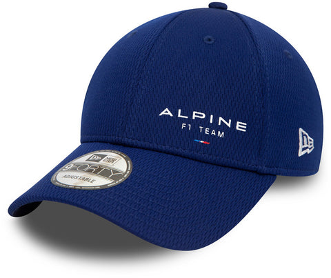 Alpine Renault F1 New Era 940 Flawless Blue Fan Cap